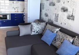 Квартира-студия  Париж - Алушта  аренда посуточно   Квартира-студия